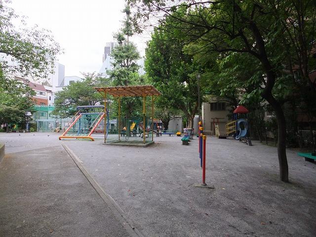越前掘児童公園 遊具
