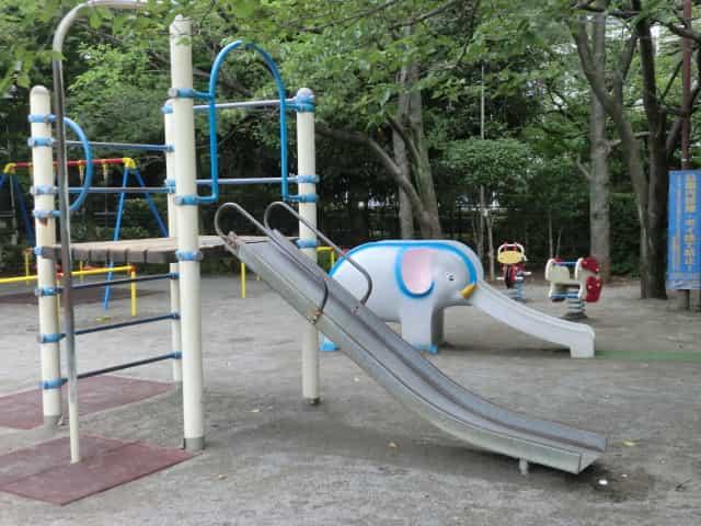 豊海運動公園 遊具広場