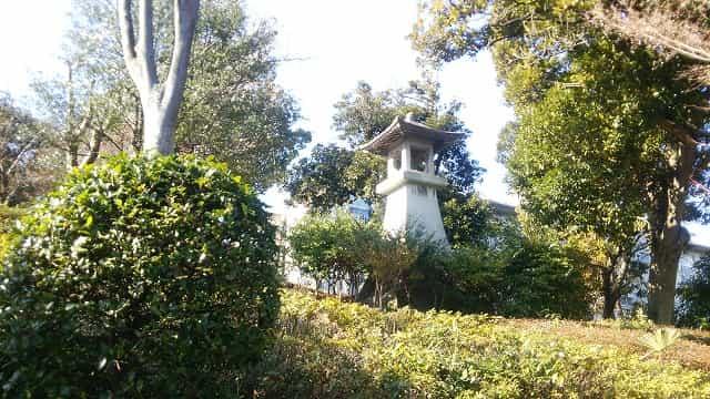横浜市立野毛山公園 ラジオ塔