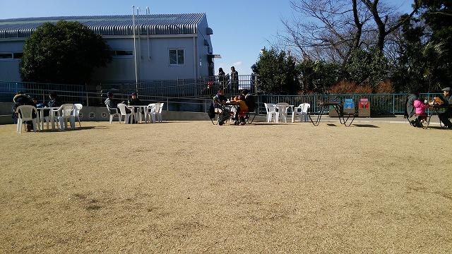 野毛山動物園 ひだまり広場・ひだまりカフェ
