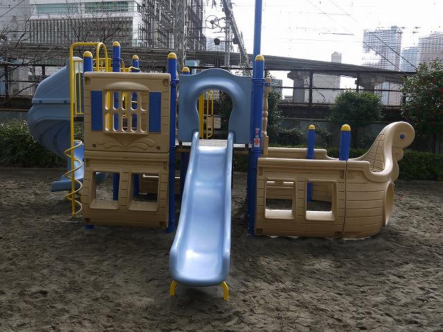 本芝公園 遊具
