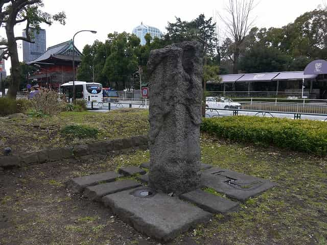 芝公園 松原の復元