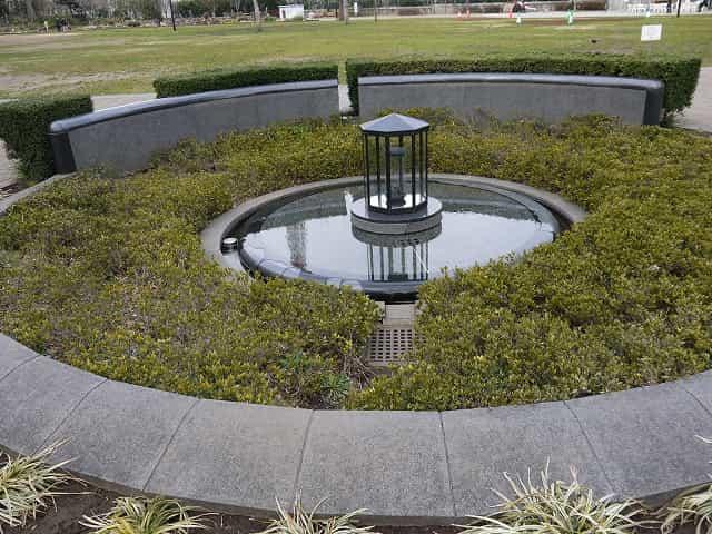 芝公園 平和の塔