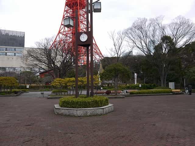 芝公園 のびのび広場・いきいき広場