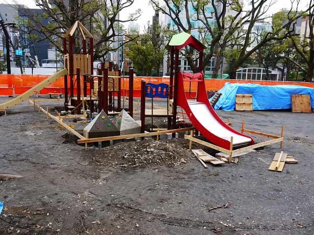 芝公園 児童遊園