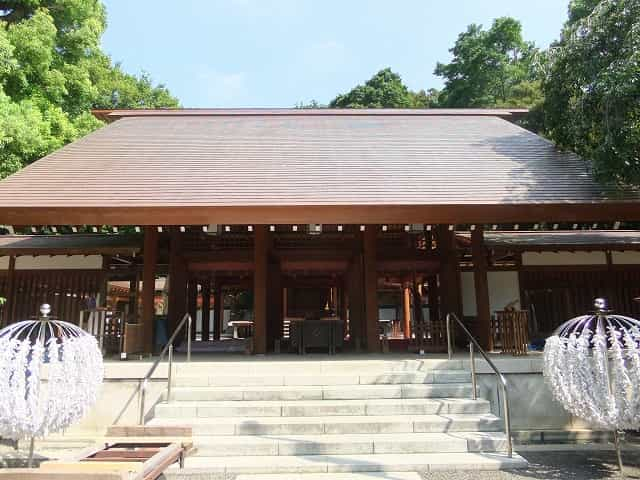 乃木公園 乃木神社