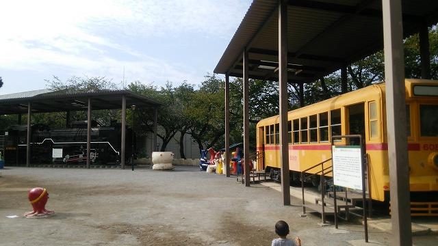 飛鳥山公園 児童エリア