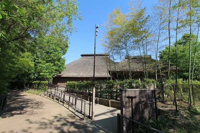 赤羽自然観察公園 北区ふるさと農家体験館