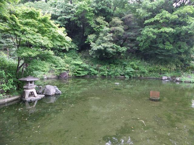 菅刈公園 復元庭園