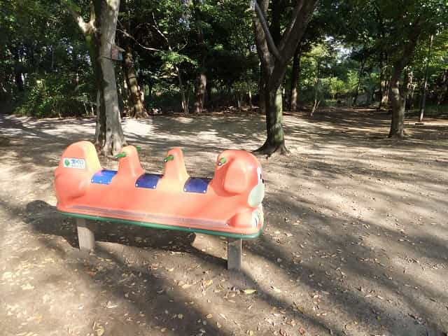 駒場野公園 遊具