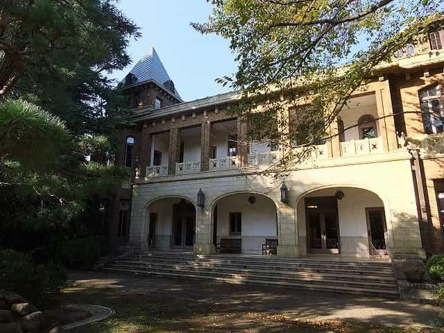 駒場公園 旧前田邸 洋館