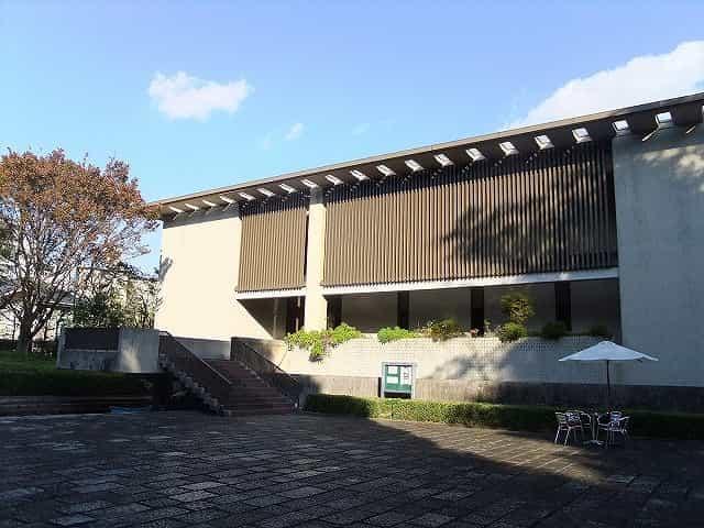駒場公園 日本近代文学館