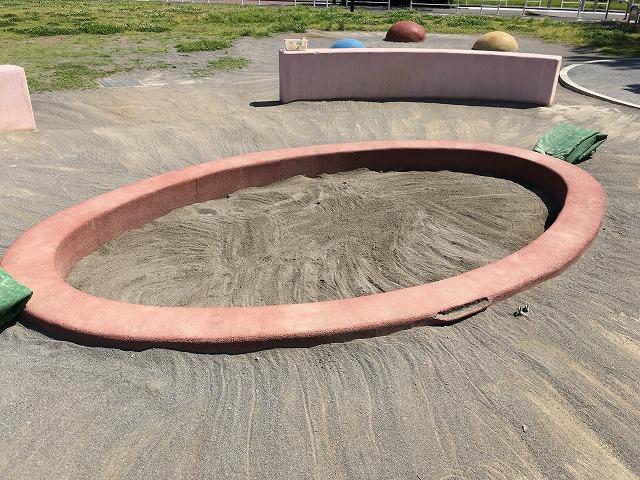 遊び場 砂場