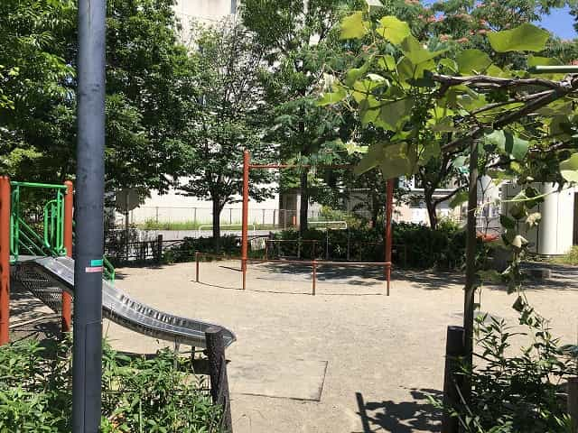 中目黒公園 ちびっこ広場
