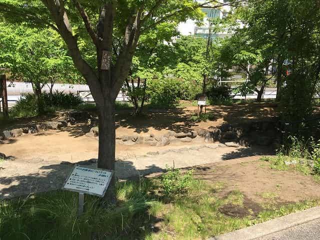 中目黒公園 じゃぶじゃぶ池