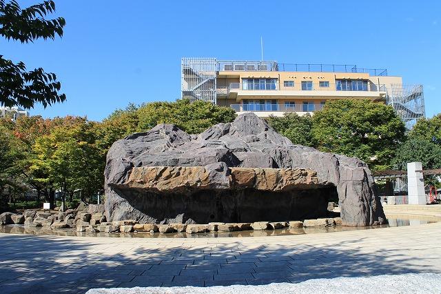 天王公園 岩山・大滝