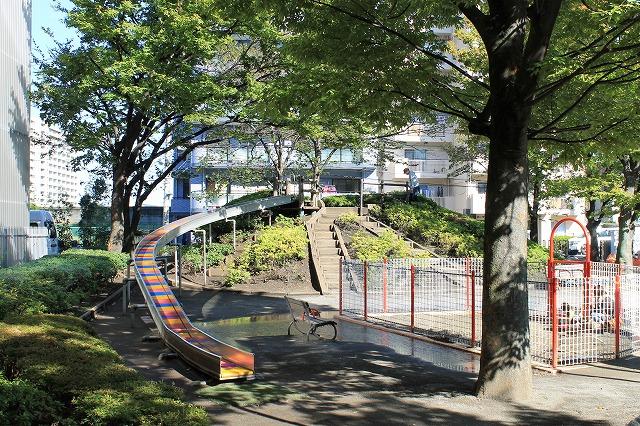 天王公園 遊具