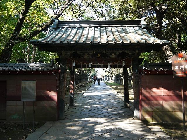 上野恩賜公園 上野東照宮