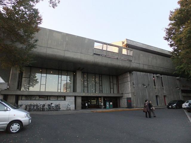 上野恩賜公園 東京文化会館