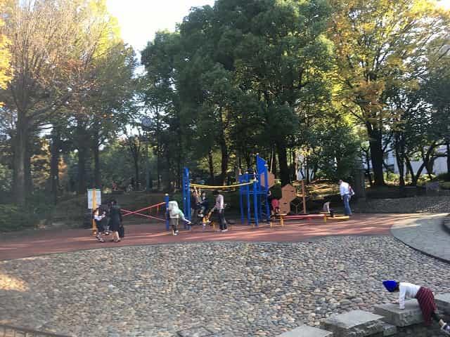 教育の森公園 遊具広場