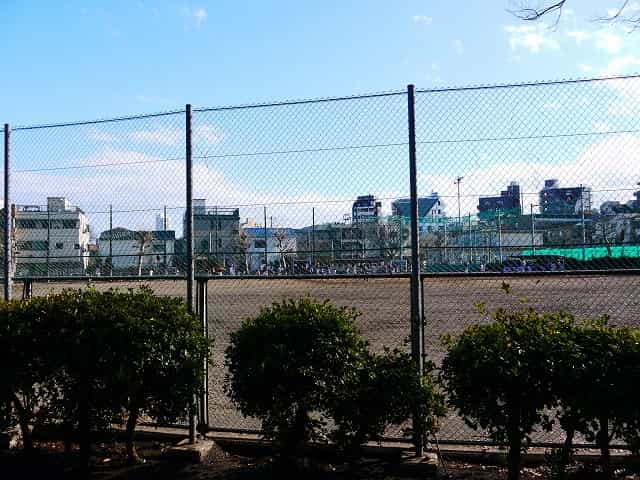 東板橋公園・こども動物園 東板橋公園運動場・東板橋庭球場