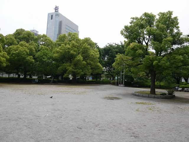 隅田公園(墨田区) 自由広場