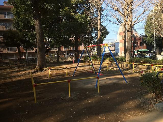 城北中央公園 児童公園
