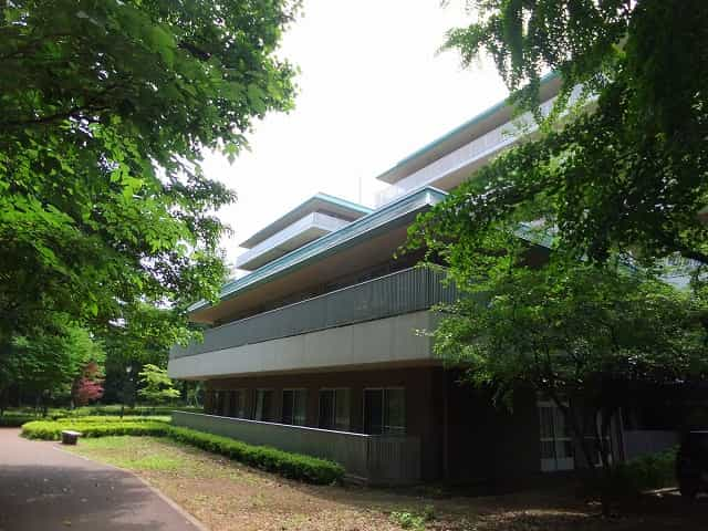 江古田の森公園 東京総合保健福祉センター 江古田の森