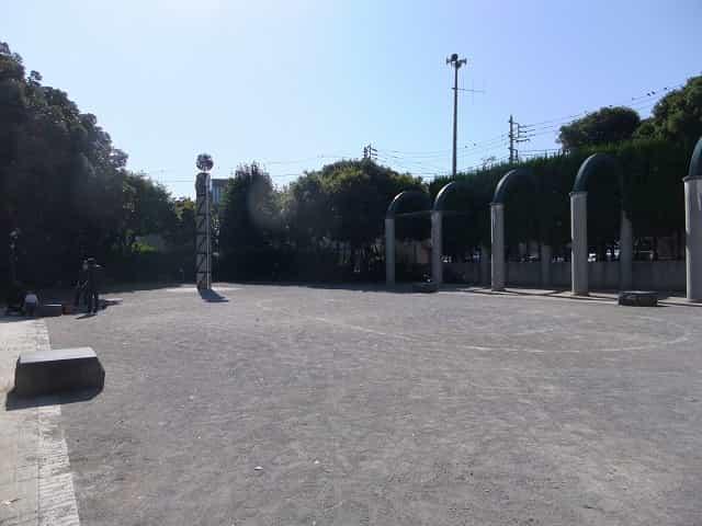 紅葉山公園 広場