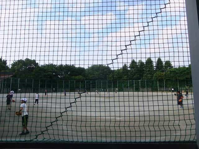 平和の森公園 少年のスポーツ広場