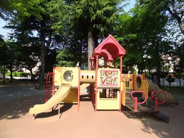 平和の森公園 児童コーナー