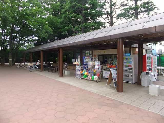 世田谷公園 売店