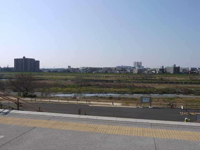 二子玉川公園 眺望広場