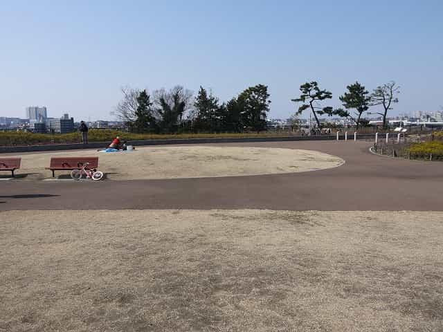 二子玉川公園 いこいの広場