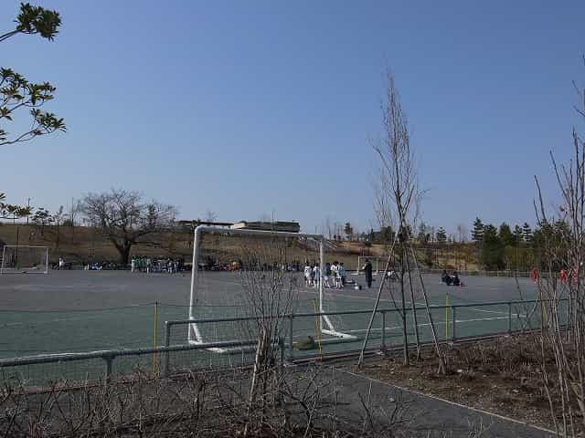 二子玉川公園 子ども広場