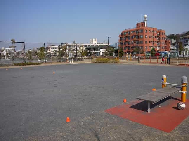 二子玉川公園 健康広場
