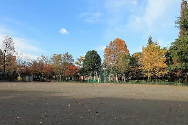 馬橋公園 運動広場