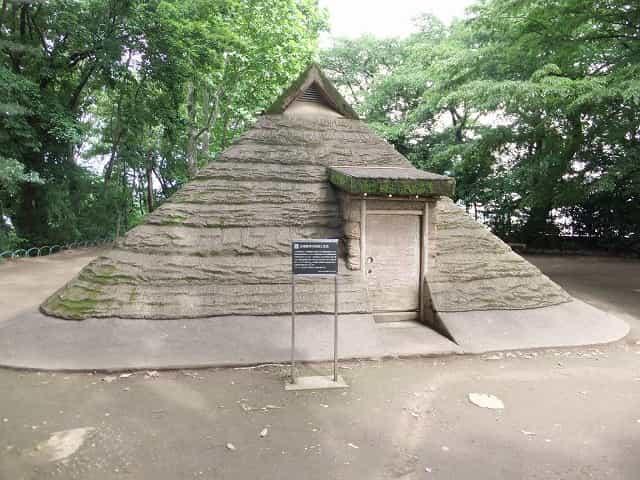 和田堀公園 古代遺跡
