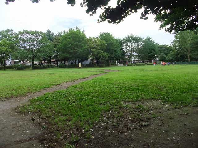 和田堀公園 子供の広場