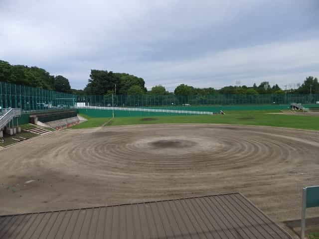 和田堀公園 野球場・運動広場