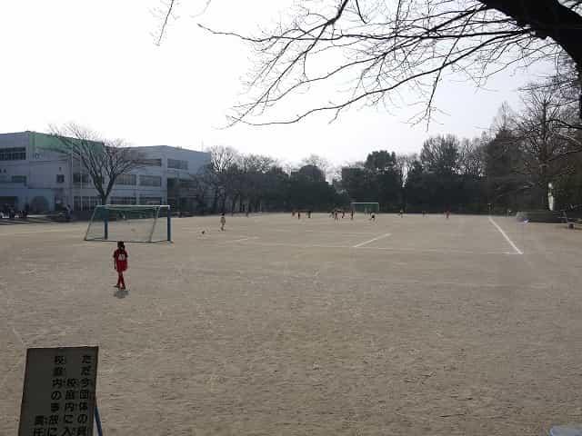 蚕糸の森公園 スポーツ広場