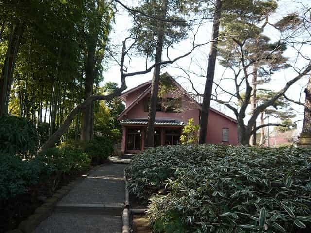 大田黒公園 記念館