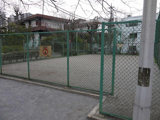 新浜川公園 運動場
