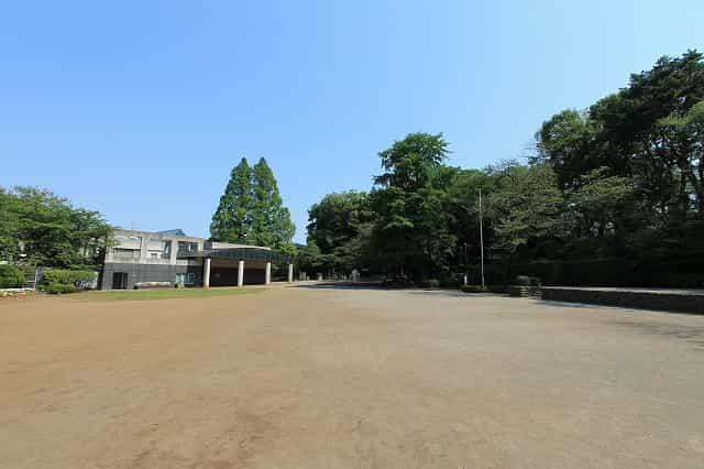 多摩川台公園 運動広場