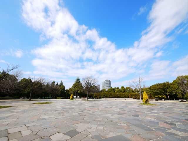 木場公園 イベント広場
