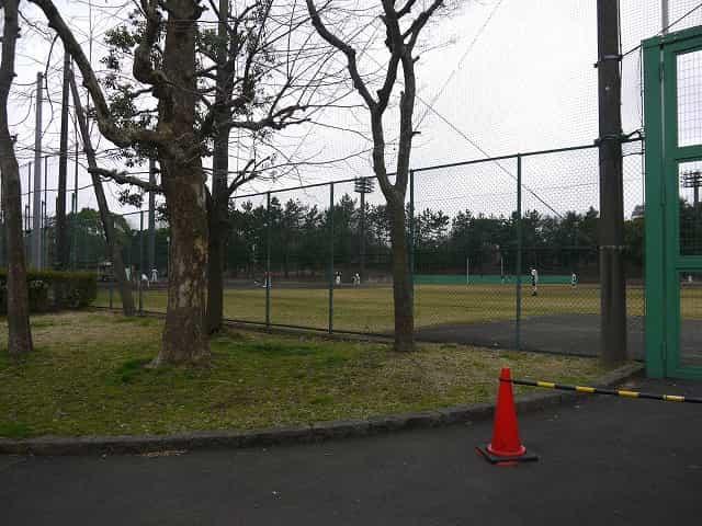 猿江恩賜公園 野球場