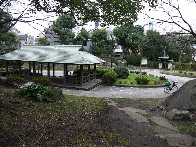 猿江恩賜公園 庭園