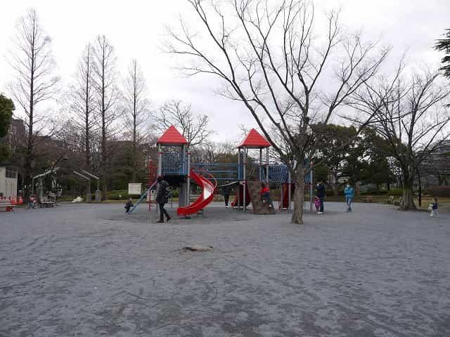 猿江恩賜公園 冒険広場