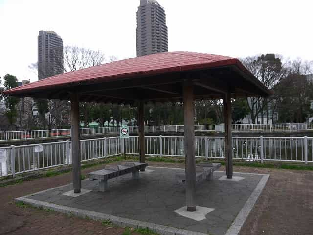 猿江恩賜公園 ミニ木蔵