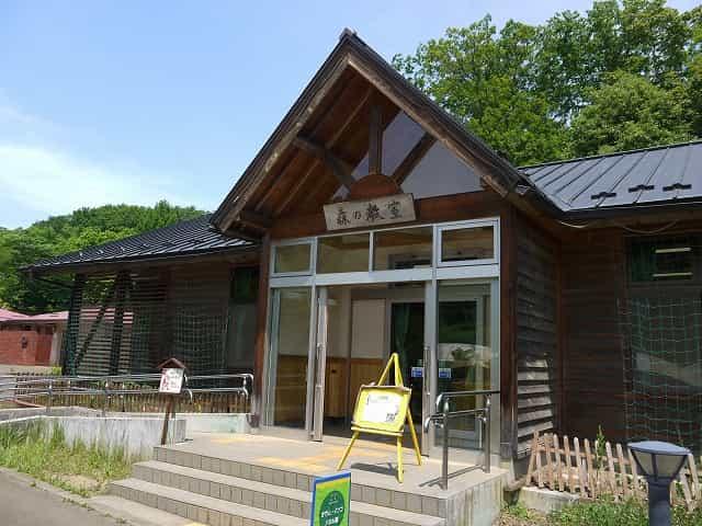 こども動物自然公園 森の教室